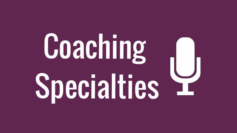 قسمت پنجم: تخصصهای کوچینگ و آموزش کوچینگ