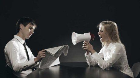 چطور به شکل موثر گوش بدهیم؟