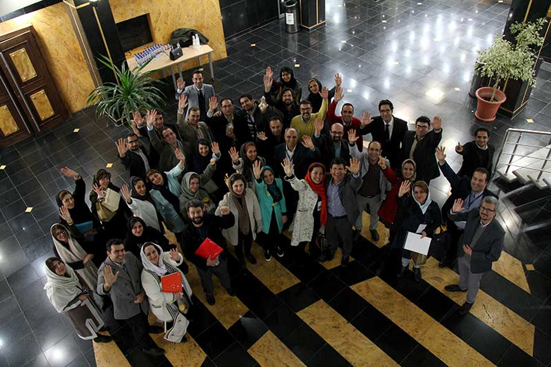 گردهمایی دانشجویان آکادمی - زمستان ۹۵